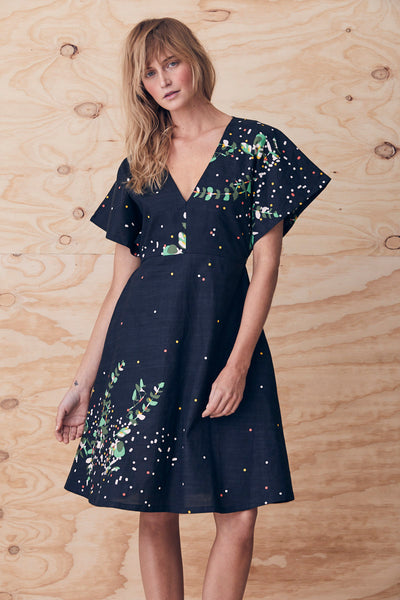 Garland Epiphany Dress