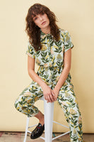 Sage Garden Path Jumpsuit