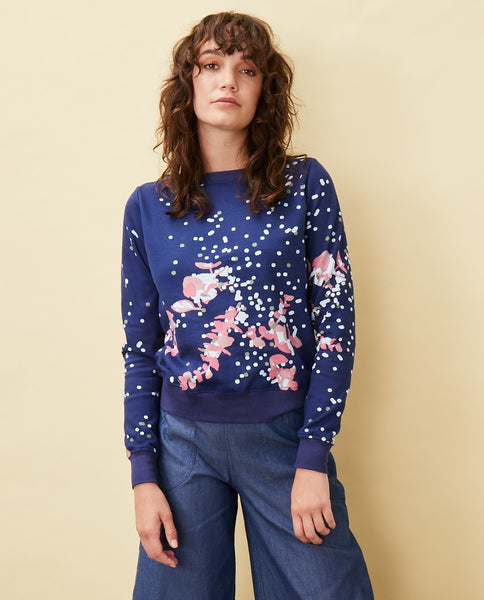 Garland Boat Neck Jumper
