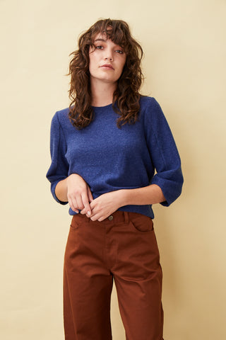Trumpet Knit Jumper