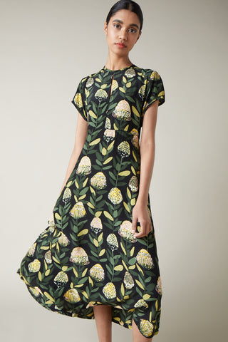 Pin Protea Janis Keyhole Dress