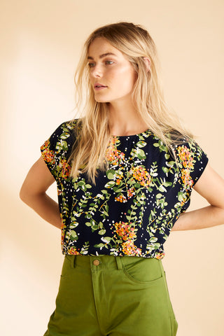Astro Bloom Top