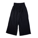 Structured Cotton Drill High Tide Pant