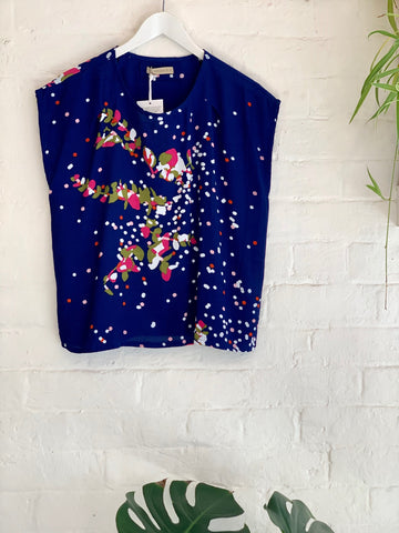 Purple Garland Astro Top