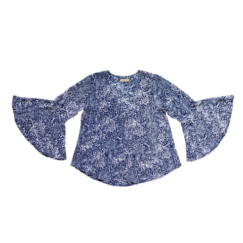 Paisley Folk Top
