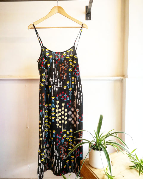 Straight Slip Dress