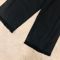 Chess Pant Black