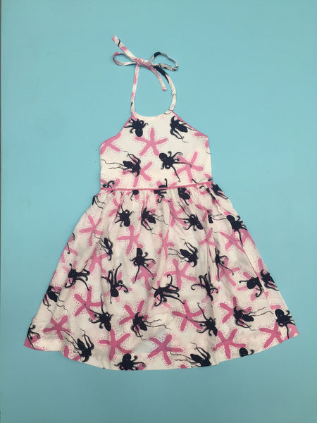 Kids Halter Dress