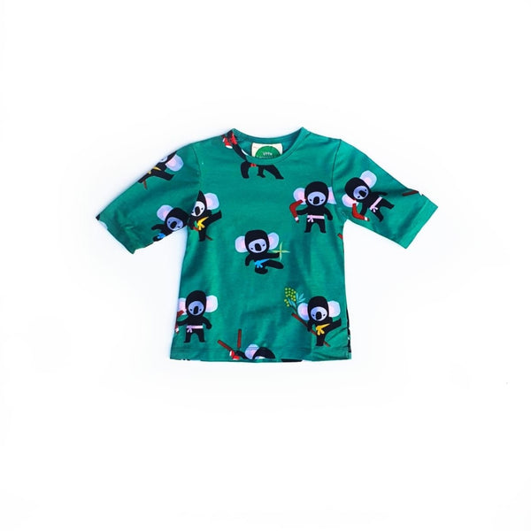 Kids Koala 3/4 sleeve Tee
