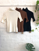 Spring Roll Neck Top