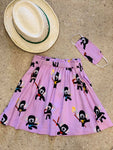 Little Leonard Ice-cream Skirt