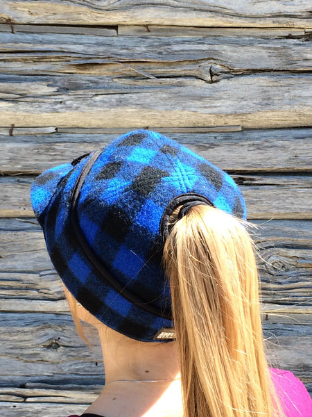 Blue Buffalo Railroad Hat (P)