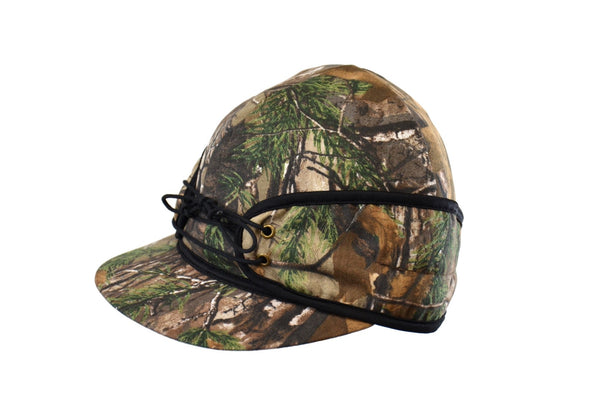 Real Tree XTRA Convertible Railroad Hat (available in XXL)