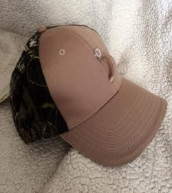 Tan/Camo Sunglasses Only Cap With Embroidery