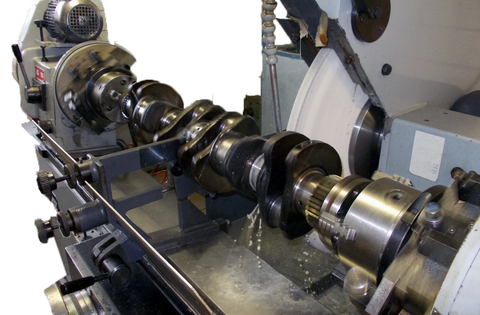 Engine Crankshaft Grinding up to 3500 mm
