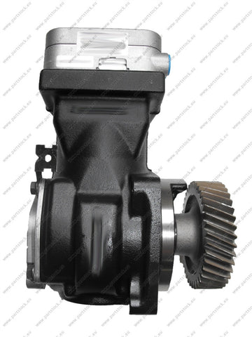 Wabco 4111510080 (411 151 008 0) Airbrake Compressor Remanufactured by Remot.eu