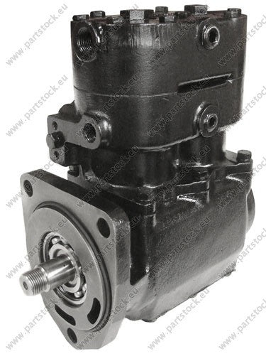 Knorr Bendix 280737 Airbrake Compressor Remanufactured by Remot.eu