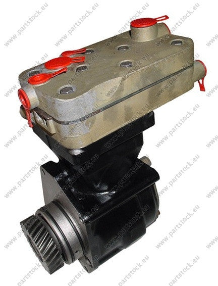 Wabco 4123520060 (412 352 006 0) Airbrake Compressor Remanufactured by Remot.eu