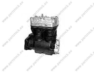 Knorr LP4830 (SEB01781) Airbrake Compressor Remanufactured by Remot.eu