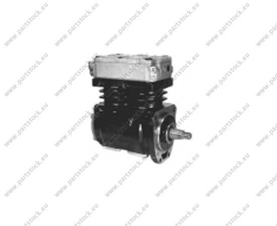 Wabco 9115065040 (911 506 504 0) Airbrake Compressor Remanufactured by Remot.eu