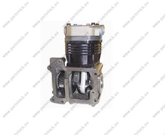 Mercedes 4471303315 (447 130 33 15) Airbrake Compressor Remanufactured by Remot.eu