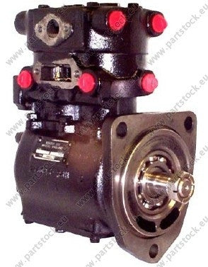 Knorr Bendix 280728 Airbrake Compressor Remanufactured by Remot.eu