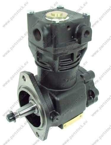 Knorr Bendix KZ11431 (KZ1143/1) Airbrake Compressor Remanufactured by Remot.eu