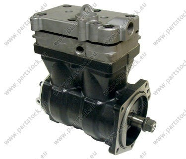 Wabco 4127040050 (412 704 005 0) Airbrake Compressor Remanufactured by Remot.eu