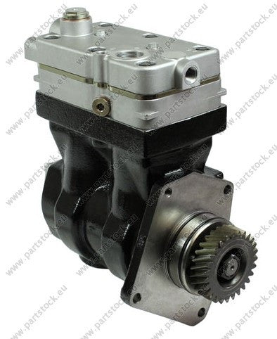 Wabco 9115531050 (911 553 105 0) Airbrake Compressor Remanufactured by Remot.eu