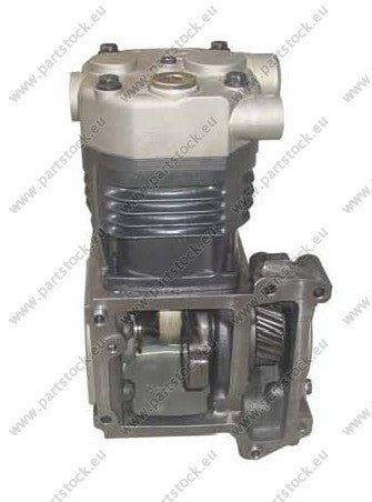 Wabco 8840166480 (884 016 648 0) Airbrake Compressor Remanufactured by Remot.eu