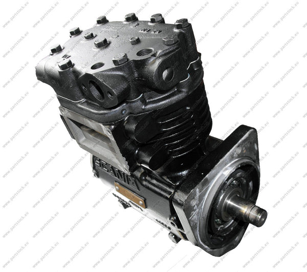 Knorr Bendix KZ9962 (KZ996/2) Airbrake Compressor Remanufactured by Remot.eu
