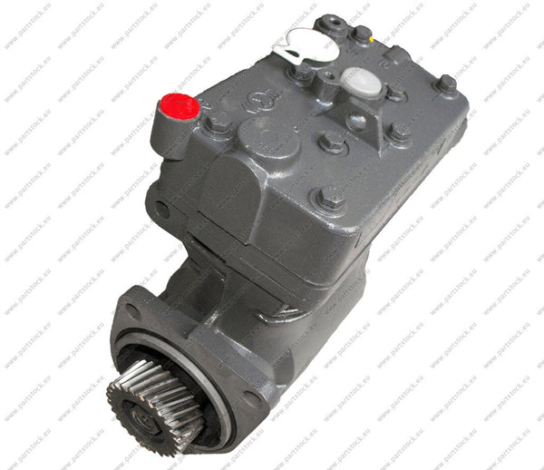Knorr LP4967 (II33164) Airbrake Compressor Remanufactured by Remot.eu
