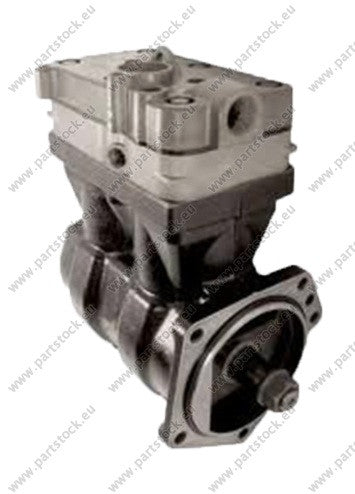 Wabco 4127040070 (412 704 007 0) Airbrake Compressor Remanufactured by Remot.eu