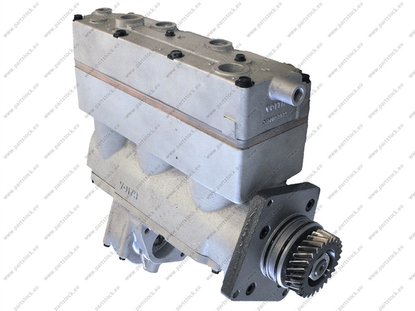 Voith LP700 Airbrake Compressor Remanufactured by Remot.eu