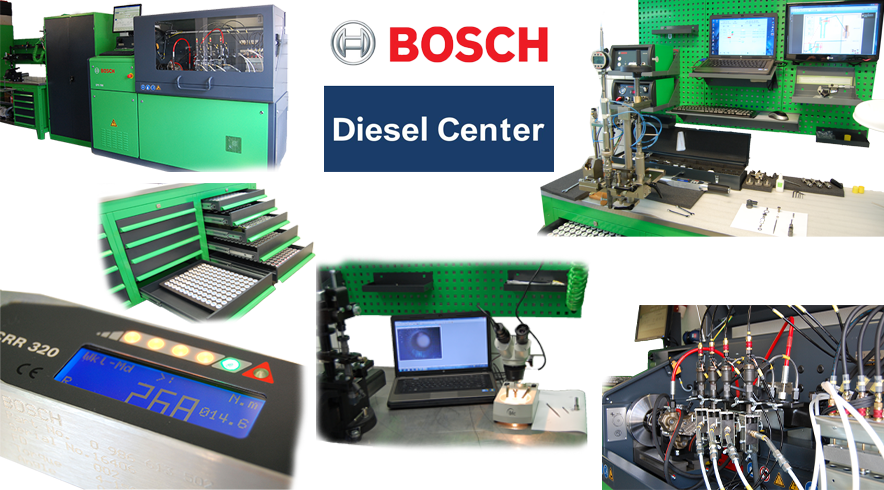COMMONRAIL DIESEL INJECTION (BOSCH, SIEMENS VDO, DENSO)
