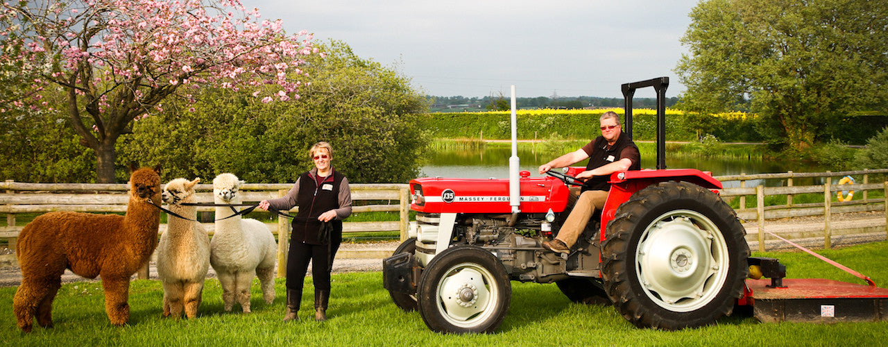 Janet Paul Titus Alpacas