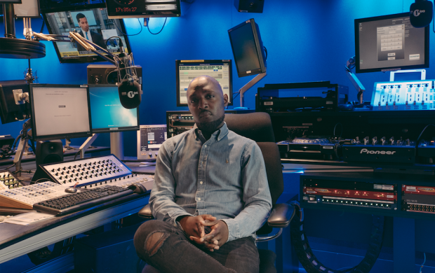 Dreamers Discussion Part 1 with Radio 1 xtra's Austin Daboh