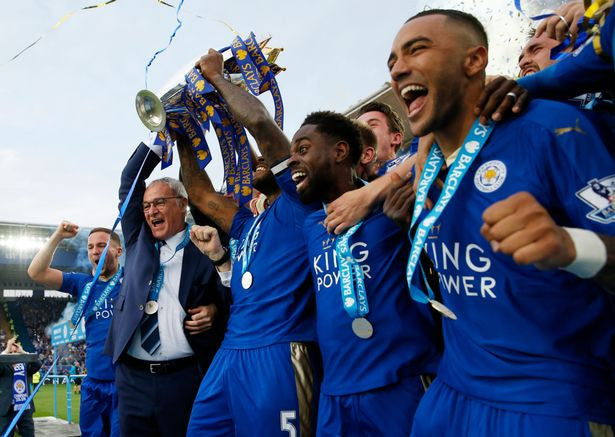 Leicester City: From Relegation woes to Premier League Champions  #Dreamersoftheweek