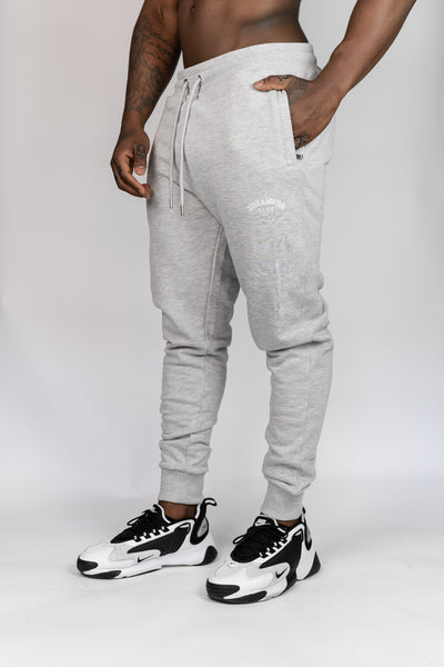 Dreamers Club - Joggers, Cool Grey