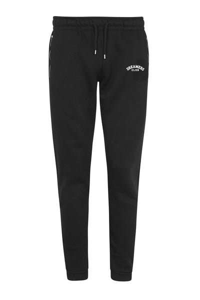 Dreamers Club Track Joggers, Black