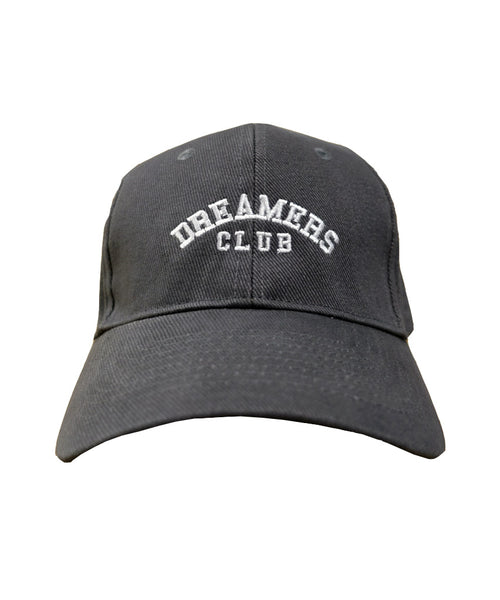 Dreamers Club - 'Members Only' cap, Denim Grey