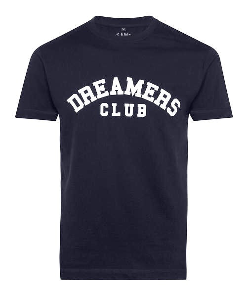 Dreamers Club - Classic tee, Navy