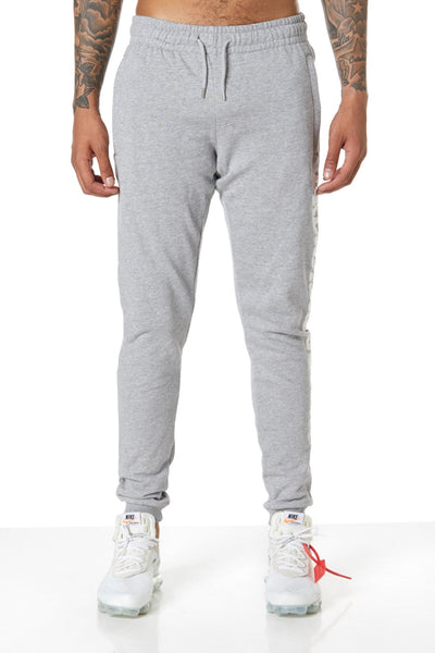 Dreamers Club Panel Joggers, melange Grey