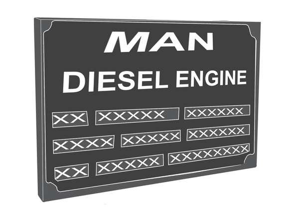Engine code / Motorcode