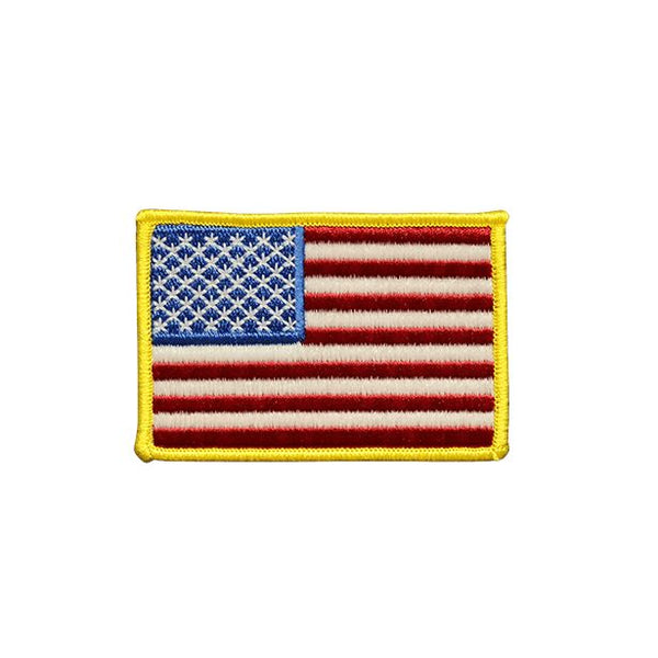 American Flag Embroidered Embroidered Patch Morale Patch® Armory Classic