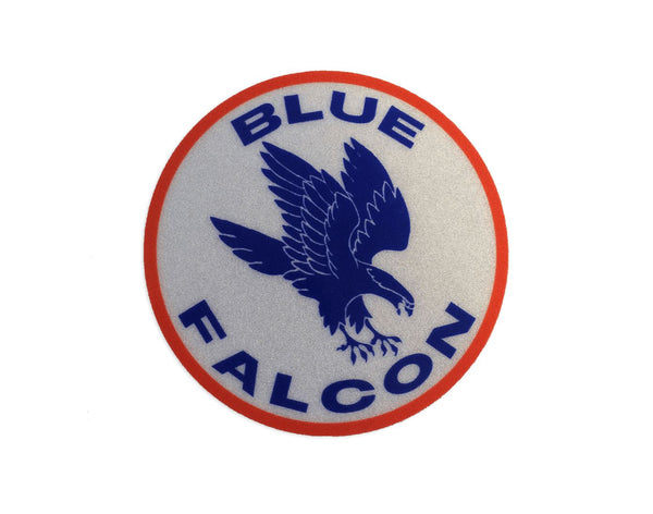 Blue Falcon Decal Sticker/Decal Morale Patch® Armory