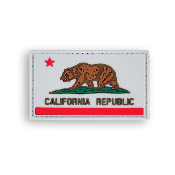 California State Flag Color Patch