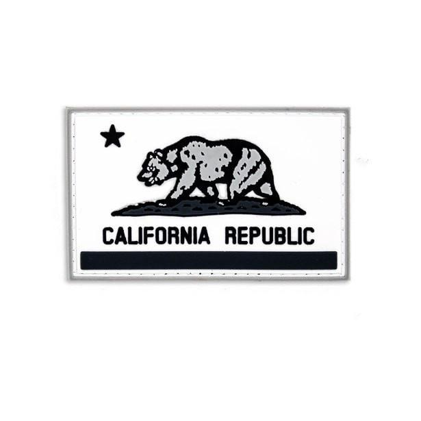 California State Flag Morale Patch