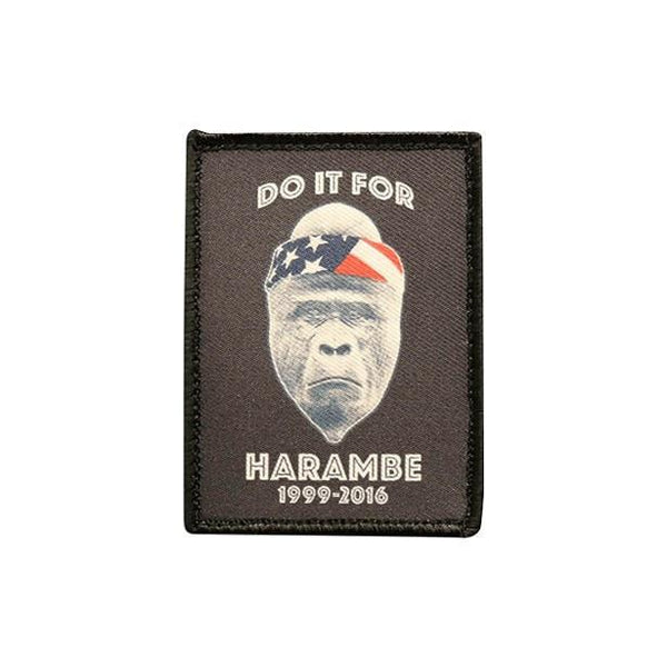 Harambe Morale Patch