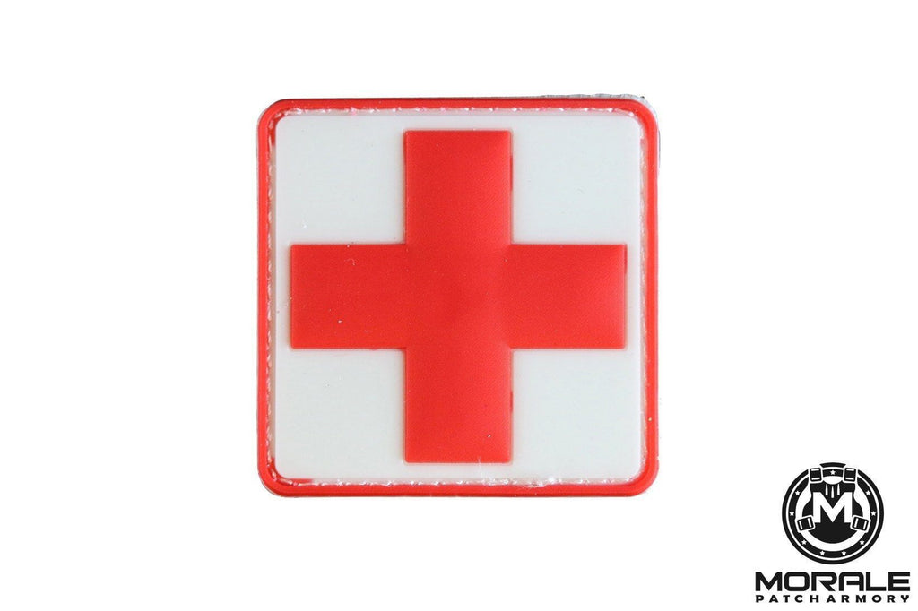 Medical First Aid Patch White
